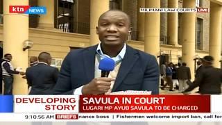 Savula in Court: Lugari Mp Ayub Saluva to face prosecution over a debt