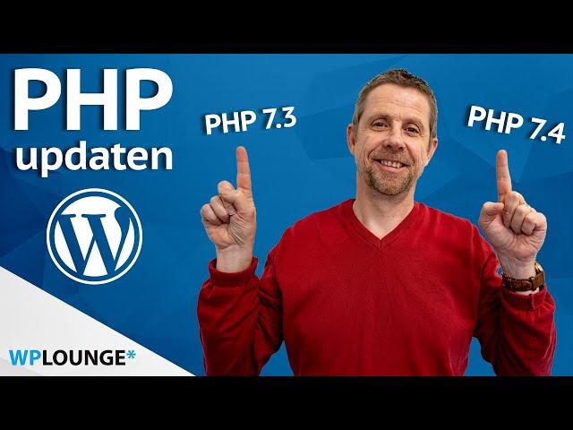 PHP versie updaten van je website. Waarom? En hoe?