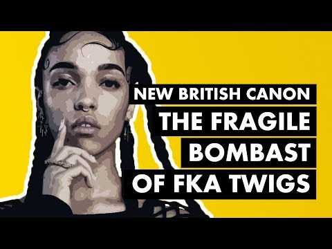 "FKA Twigs & The Fragile Bombast Of ""Cellophane"" 