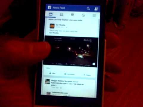 blackberry z10 facebook android youtube