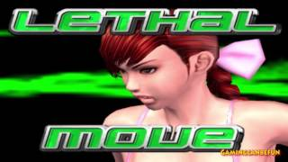 Rumble Roses | All Slow Mo Lethal Moves PS2 60FPS 1080p