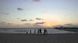 Ft. Lauderdale Beach Sunrise - Time Lapse