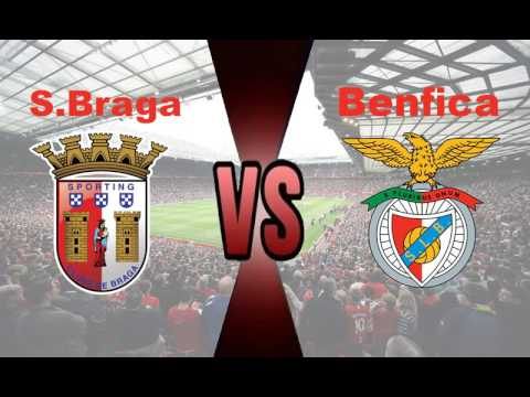 Benfica VS Sporting Braga Live Streaming19-09-2016
