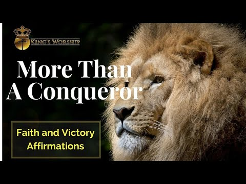 More Than A Conqueror - Prophetic...