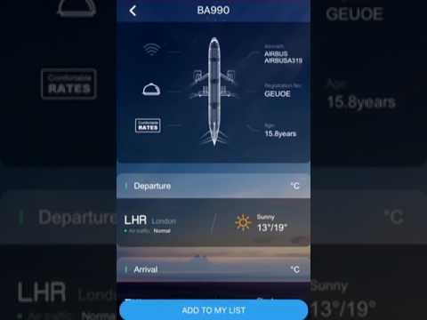 Variflight-Live on Time! Real-time flight status and more. New app for IOS!