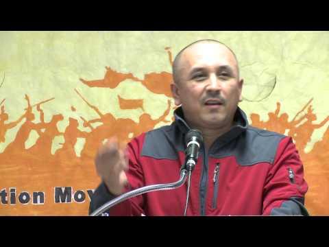 Jose on Nestora struggle, LA Freedom Socialist Party Convention,