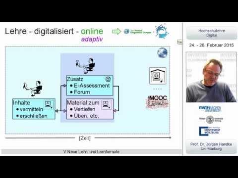 Hochschullehre Digital - Lehren und Lernen im 21. Jahrhundert