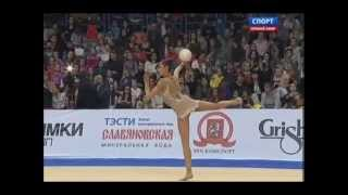 Margarita Mamun Ball Final Moscow Grand Prix 2013