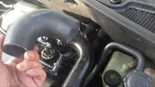 Renault Laguna 2 czarny dym i brak mocy