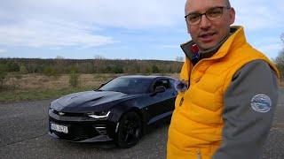 Legendy - test Chevrolet Camaro 2020 část 1