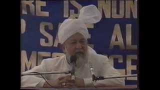 Address to Ladies, Jalsa Salana Canada, 2 July 1994.