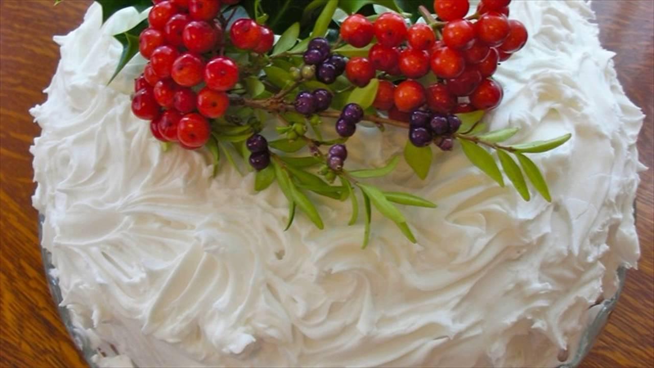 best christmas cake youtube