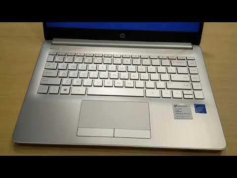 HP 14S-CF2019TU SILVER OHS CELERON 4020U/4GB/256GB/WIN10