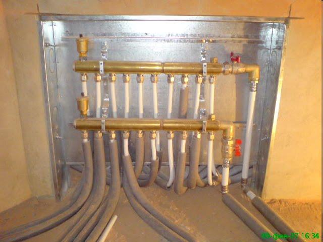 Потек теплообменник в газовом котле теплообменник масловоздушный