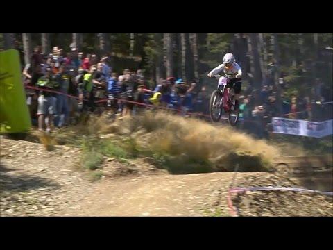 Presentació de la Copa del Món de Mountain Bike