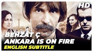 Behzat Ç Ankara is On Fire   Turkish Action Full Movie ( English Subtitle )