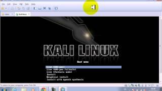{Tuto:Dz} Comment Installer Kali Linux Sur VMware Workstation 2014!!!!!!!