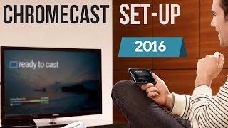 Chromecast Review: How to Set Up a Chromecast
