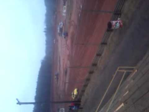 Bobby morrow at tr speedway