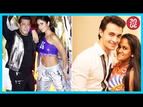 Salman-Katrina Perform At Indian Super League, Arpita-Ayush Celebrate Marriage Anniversary
