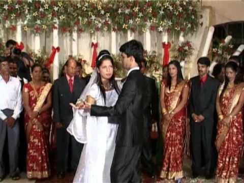 Arun Amp Jovita Wedding In Mangalore YouTube