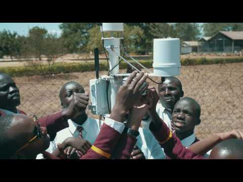 TAHMO Weather Stations for Africa - EVERY METER COUNTS