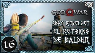 LA VERDAD SOBRE BALDUR Y LA REBELION DE BOY?! God of War