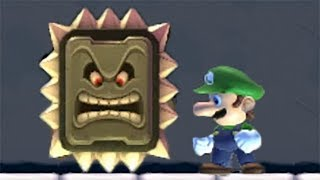 Super Mario Maker - Playable Luigi Mod (Super Luigi Maker)