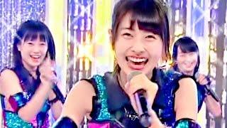 【Full HD 60fps】 HKT48 最高かよ <フルコーラス歌詞付>(2016.09.24)