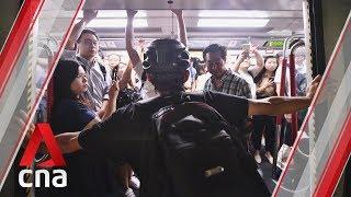 Aug 5 protests bring Hong Kong to a halt