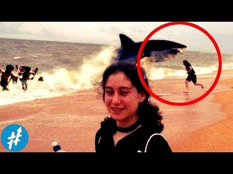 Tragis! Foto Ini Diambil Beberapa Detik Sebelum AJAL Menjemput