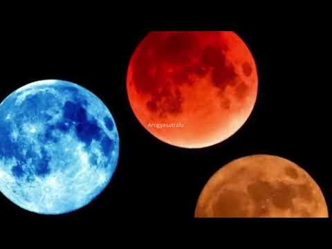 {telugu}27-july-2018-total-#lunareclipse-for-india|chandra-grahan