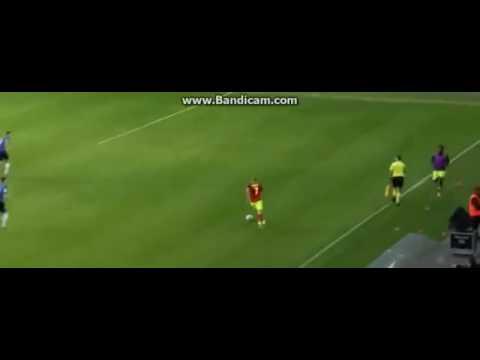 ESTONIA VS BELGIUM 0-1 GOAL DRIES MERTENS WORLD CUP QUALIFICATION 2018 9.6.2017