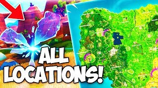 ALL SEASON 5 RIFT LOCATIONS in Fortnite! (Where To Find ALL Fortnite Rifts Spawn Locations)