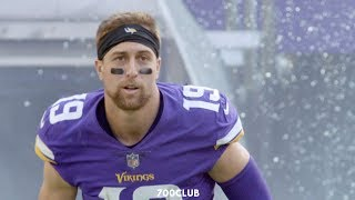 Minnesota Native Defies Odds to Play for the Vikings