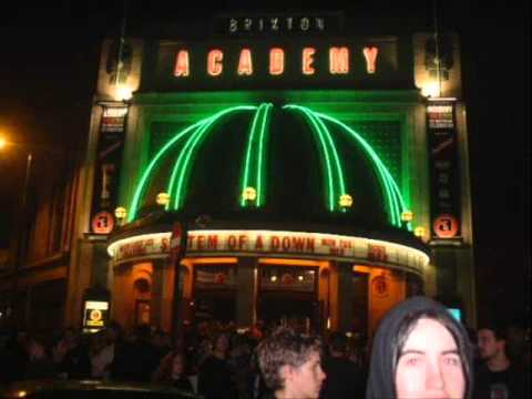 System of a down - Brixton Academy 2002 - Night 2 [AUD]