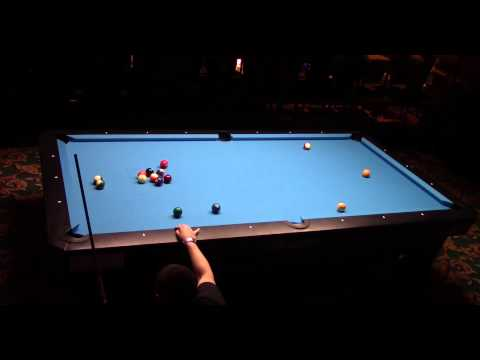 Jayson Shaw 227 ball run in Straight Pool