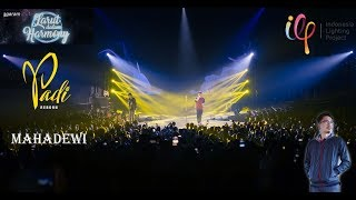Video PADI REBORN - Mahadewi Live ( Konser Larut Dalam Harmoni 2018) download MP3, 3GP, MP4, WEBM, AVI, FLV Juni 2018