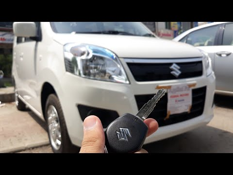 Suzuki Wagon R VXL 2018 Detailed Review | Price + Specs