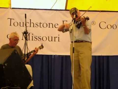 Howard Marshall: Missouri State Fiddle Championship 2012 contest performance