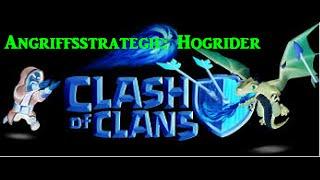 Let´s play Clash of Clans #13 Hogrider im Einsatz
