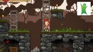 Игра бродилка Красная Шапочка