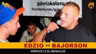 Bitwa: BAJORSON vs EDZIO [WBW 2012 Freestyle Grand Prix Powiśla]