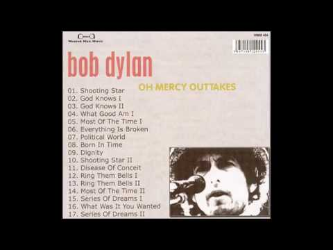 Bob Dylan Oh Mercy Outtakes