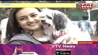 Ahmedabad: Canine Club Organised Dog Show; Foreign Breeds & Fashion Show became center of Attraction