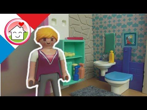 Playmobil en français -  Sarah est enceinte? - La famille Hauser