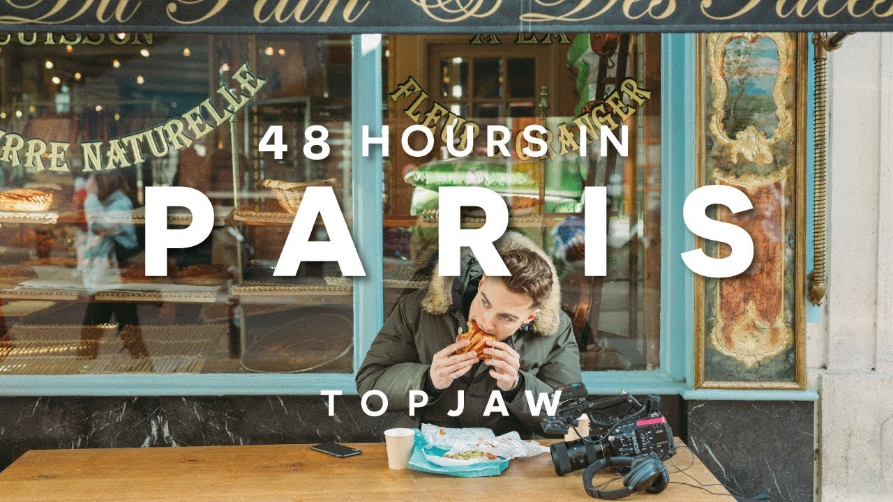 Download 48 HOURS IN PARIS ft. Secret Bars, Bakeries & Cheese - Our alternative guide.