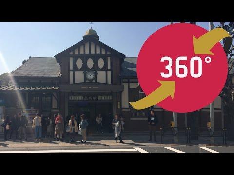 360video Harajuku Tokyo - 原宿 - Japan Travel