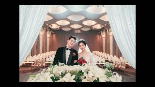 인천 본식스냅 송도 센트럴파크 호텔 릴리홀