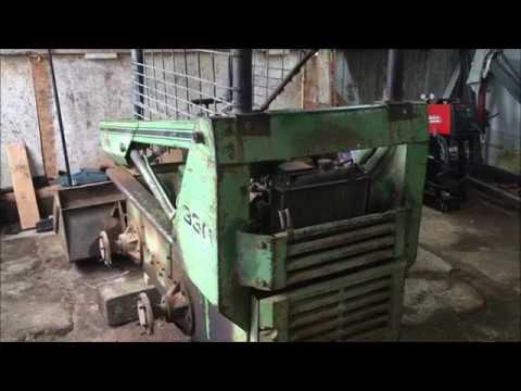OMC Mustang 330 Skid Steer Update Maintenance
